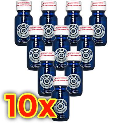 POTENT BLUE BIG BALÍČEK (22ml x 10ks)