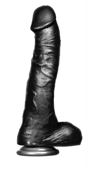 Big Black Cock Twizted (31cm)