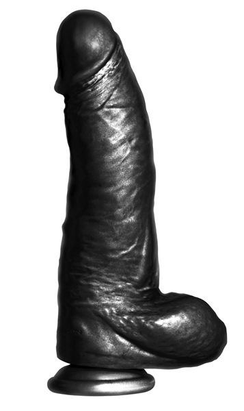 Big Black Cock Phat Boy (27cm)