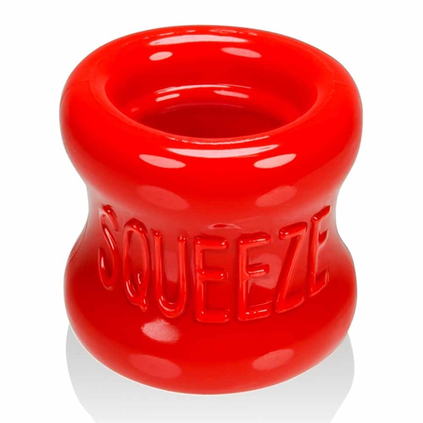 Squeeze Ballstretcher Red