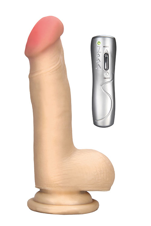 RealStuff 6.5 inch Vibrator I.