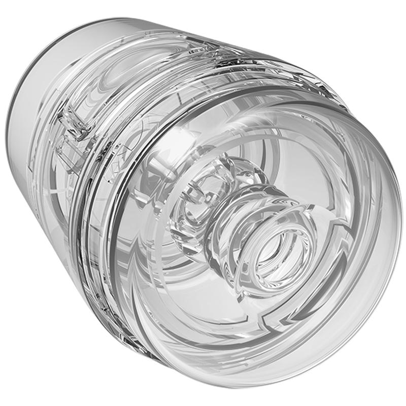 Main Squeeze Pop Off Optix Clear