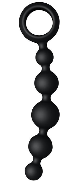 Joyballs Anal Wave Black (17cm)