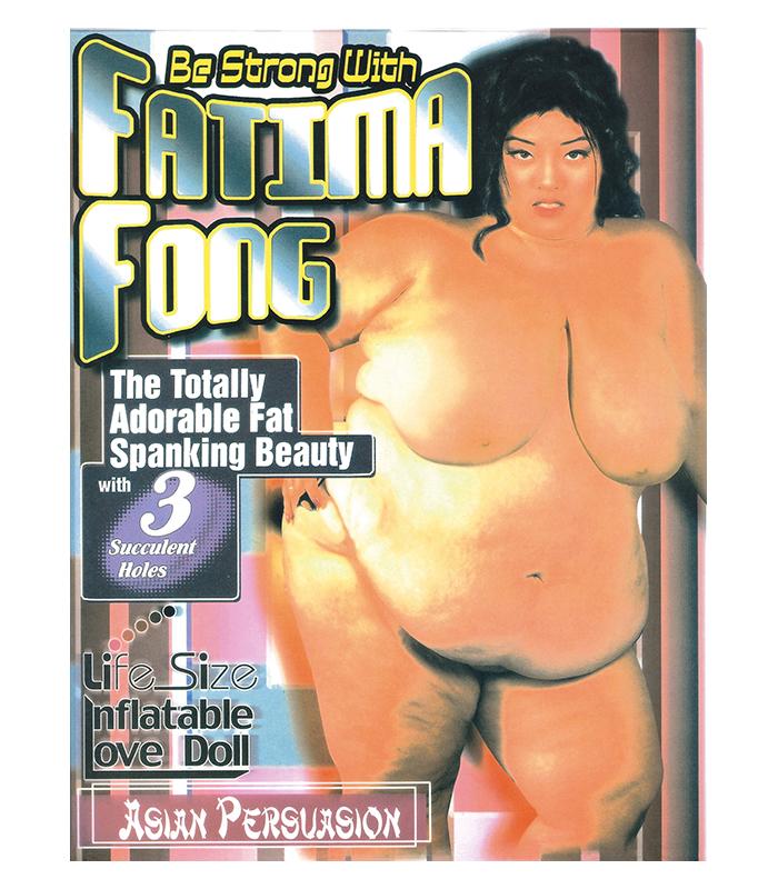 Fatima Fong Love Doll