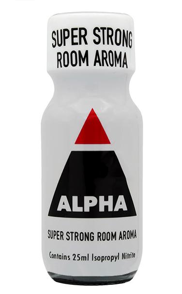 ALPHA SUPER STRONG (25ml)