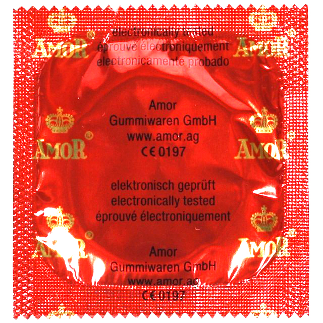 AMOR Nature Condom (1ks)