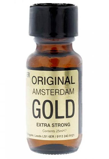 ORIGINAL AMSTERDAM GOLD (25ml)