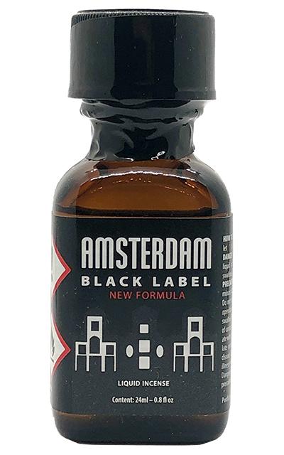 AMSTERDAM BLACK LABEL big (24ml)
