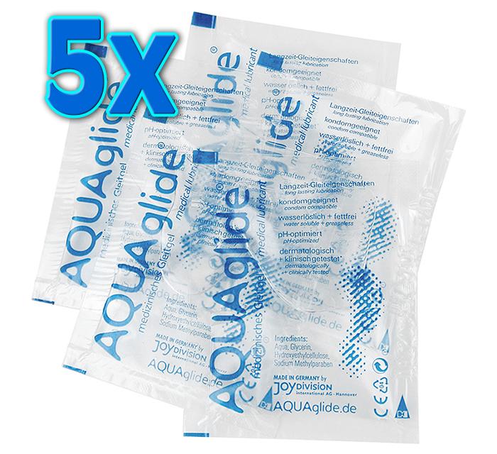 AQUAglide (5x3ml)