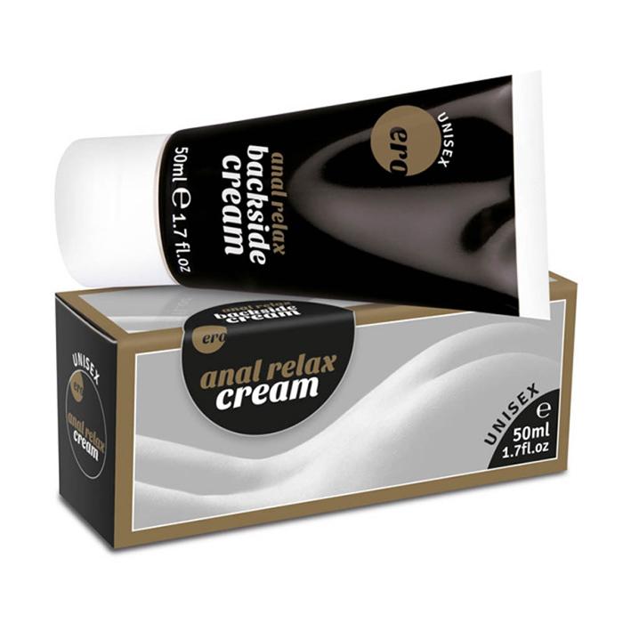 Backside anal relax cream (50ml)