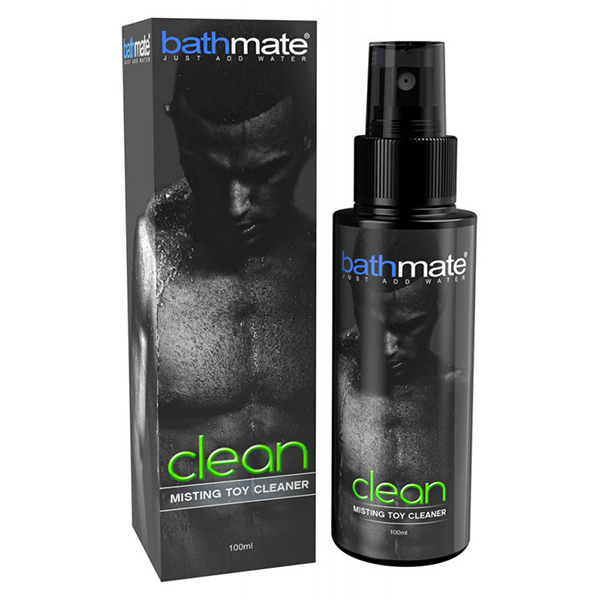 Clean misting toy cleaner (100ml)