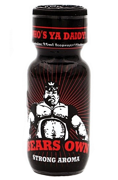BEARS OWN STRONG (25ml)