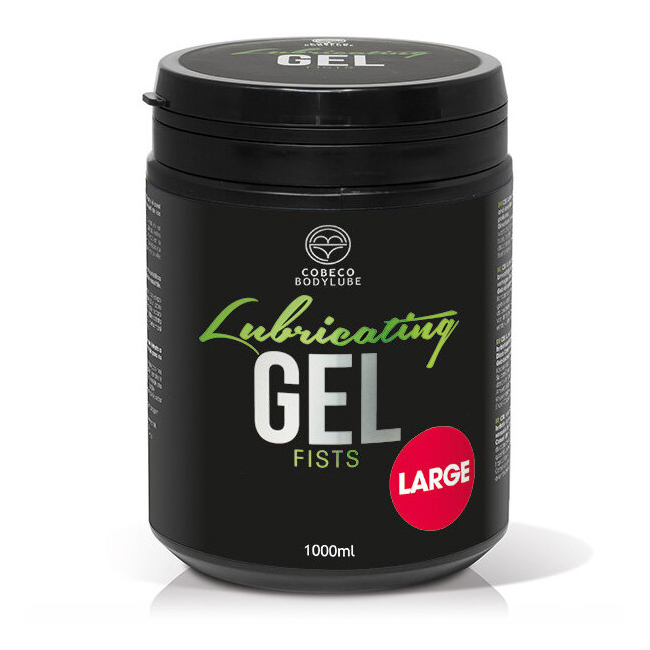 Lubricating Gel Fists (1L)