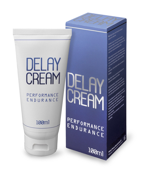 Delay Cream (100ml)
