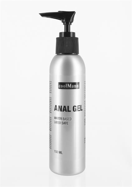 CoolMann Anal Gel (150ml)