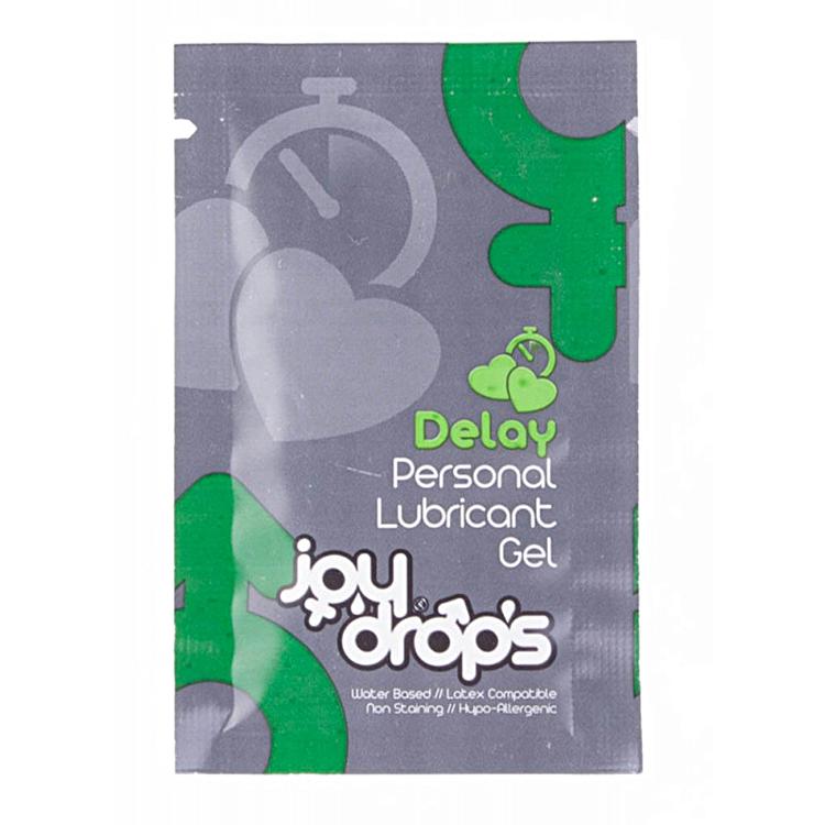 Delay Personal Lubricant Gel (5ml)