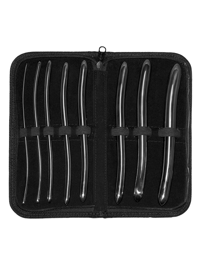 Curved Stainless Steel Dilator-Set