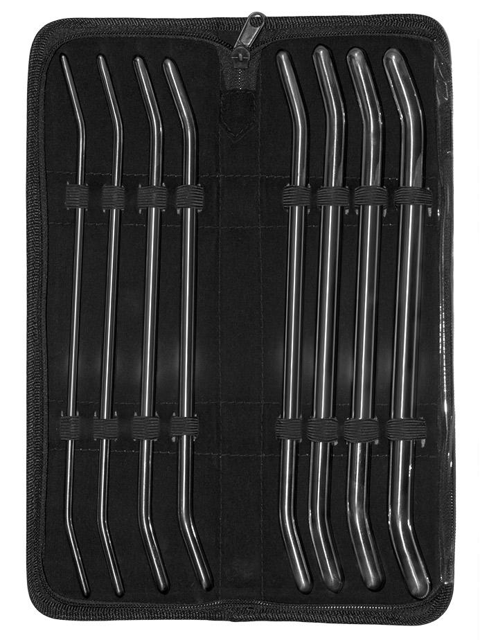 Stainless Steel Pratt Dilator-Set