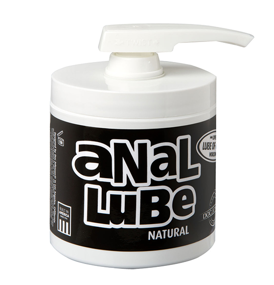 Anal Lube natural (170g)