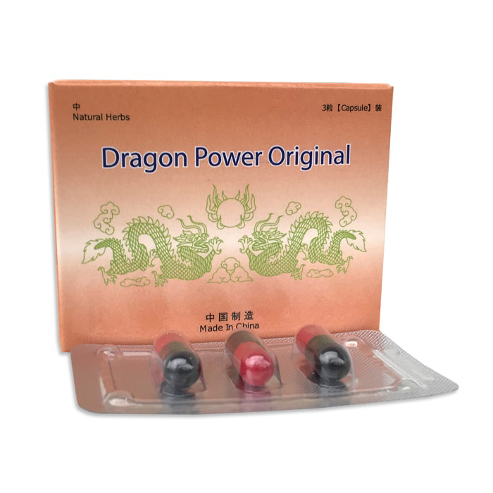 Dragon Power Original (3tab)