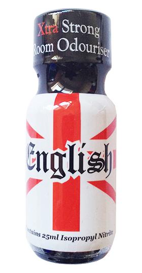 ENGLISH XTRA STRONG (25ml)