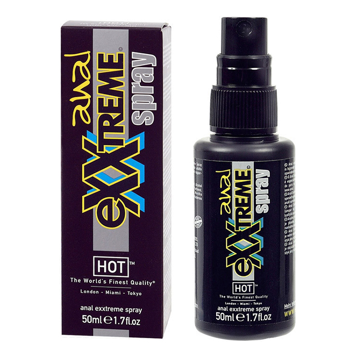 eXXtreme Anal Spray (50ml)