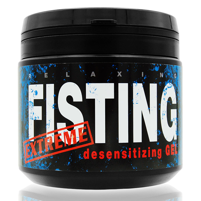 Fisting Extreme Anal Relax Gel (500ml)