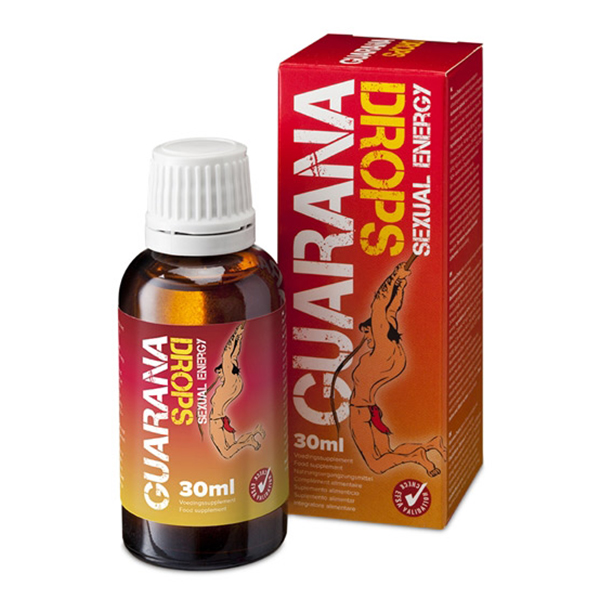 Guarana Drops (30ml)