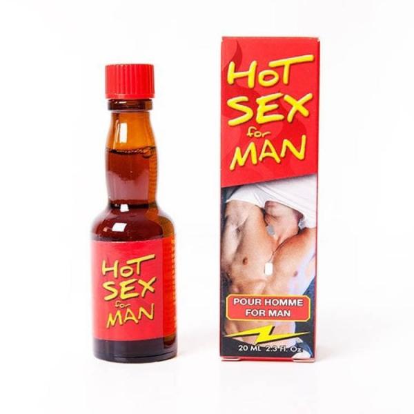 HOT SEX MAN (20ml)
