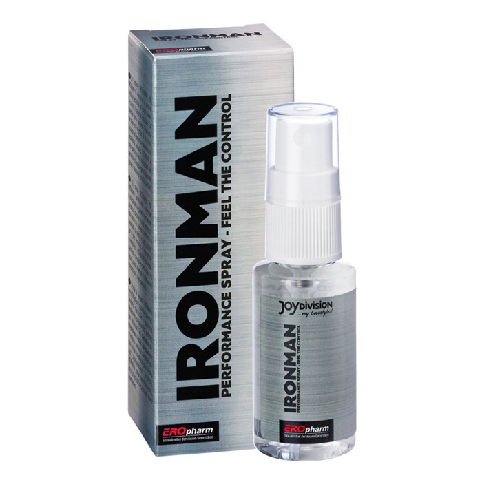 IRONMAN Control Spray (30ml)