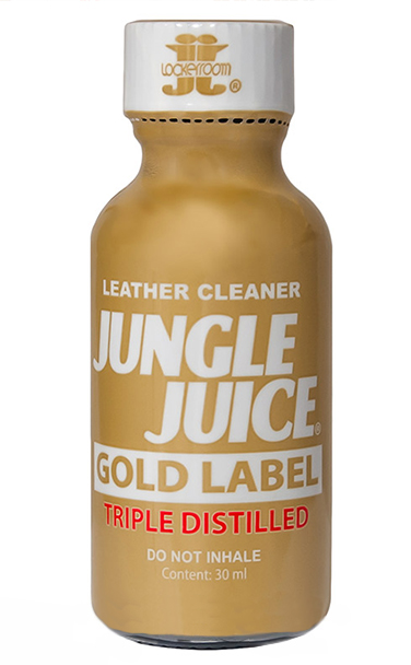 JUNGLE JUICE GOLD LABEL TRIPLE DISTILLED (30ml)