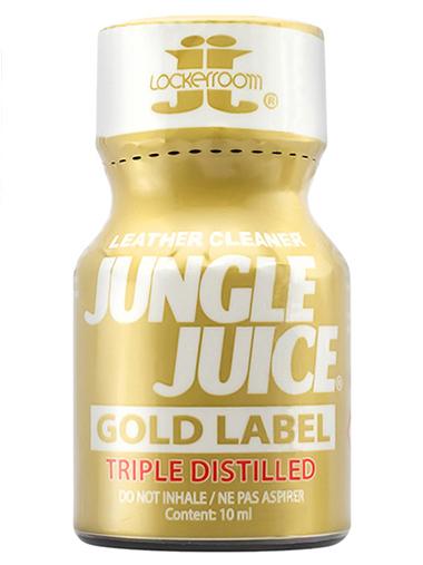 JUNGLE JUICE GOLD LABEL TRIPLE DISTILLED small (10ml)