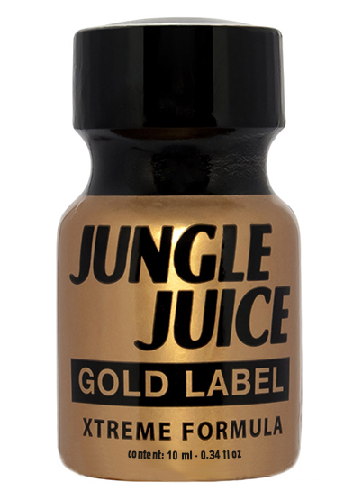 JUNGLE JUICE GOLD LABEL small (10ml)