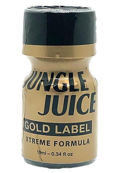 JUNGLE JUICE GOLD LABEL small (10ml)