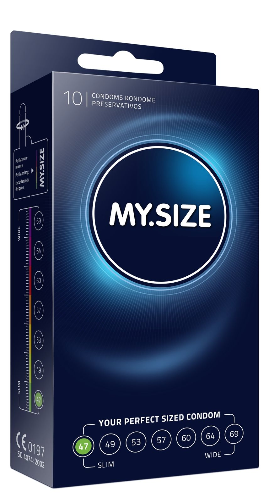 MY.SIZE 47 (10ks)