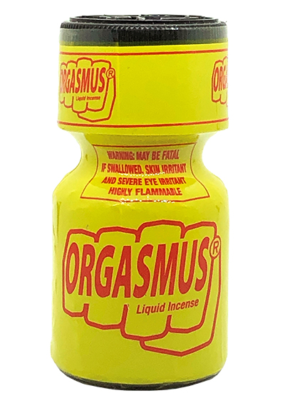 ORGASMUS LIQUID INCENSE (10ml)