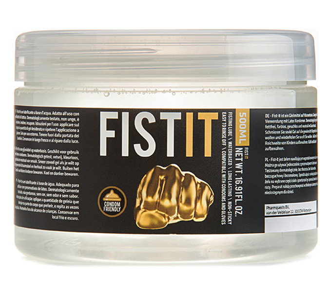 FistIt Water Based Lubricant (500ml)