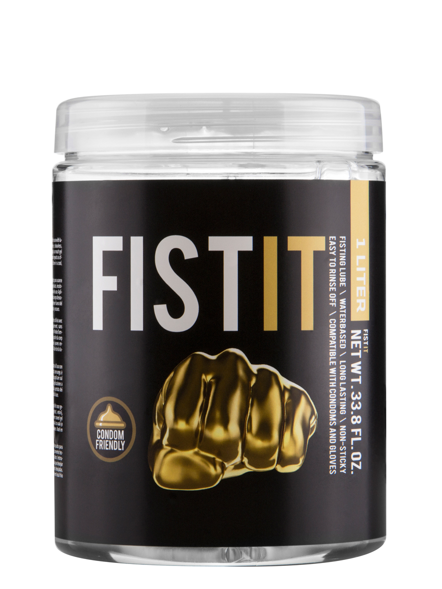 FistIt Water Based Lubricant (1L)