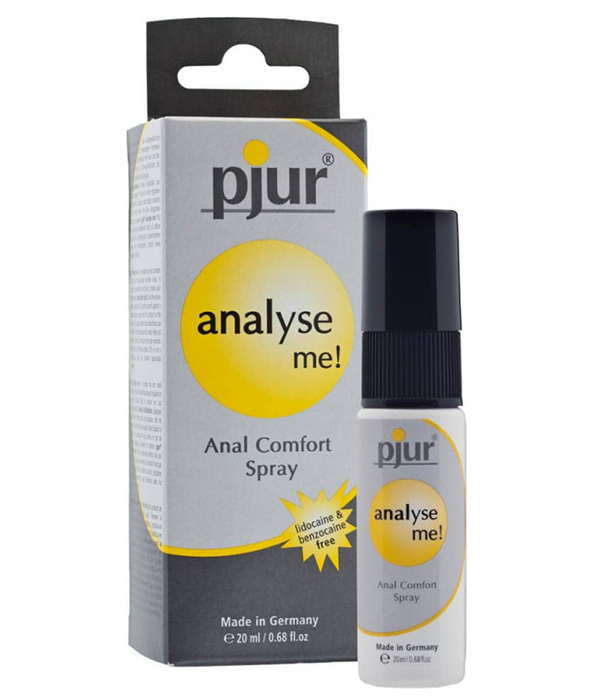 Analyse me anal Comfort Spray (20ml)