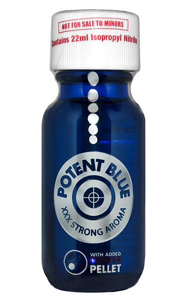 POTENT BLUE big (22ml)