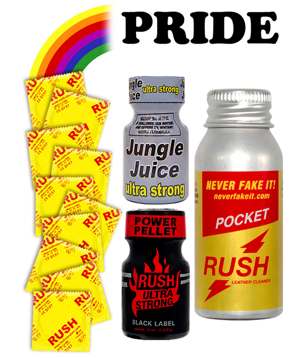 POPPERS PRIDE PACK 1