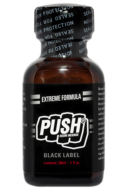 PUSH BLACK LABEL big old (30ml)