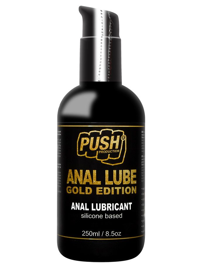 Anal Lube Silicone Gold Edition (250ml)