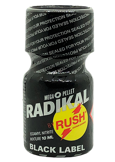 RADIKAL RUSH BLACK LABEL (10ml)