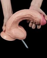 Squirt Extreme Dildo Flesh 10 (25cm) Image 2