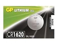 Batéria GP líthiová gombíková CR1620 (1ks) Image 0