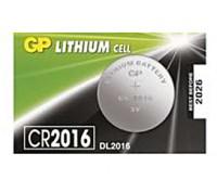 Batéria GP líthiová gombíková CR2016 (1ks) Image 0