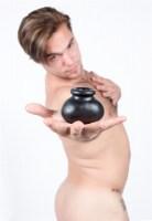 Bull Bag Ball Stretcher Standard Clear Image 5