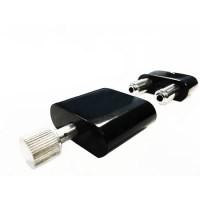 Steel Double Inhaler Image 0