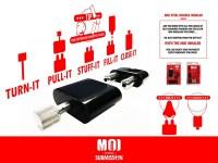 Steel Double Inhaler Image 5
